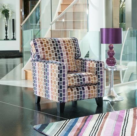 Alstons Camden Accent Chair from Queenstreet Carpets