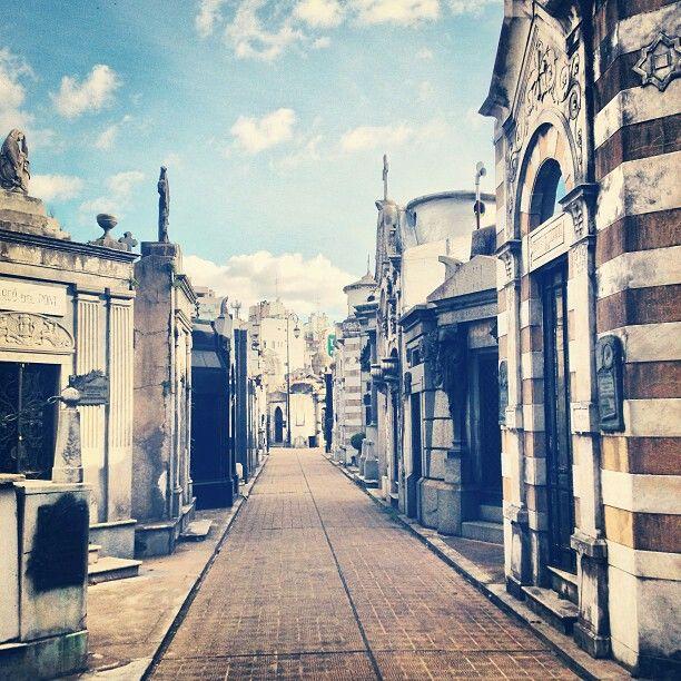 Argentina's Cementerio de La Recoleta