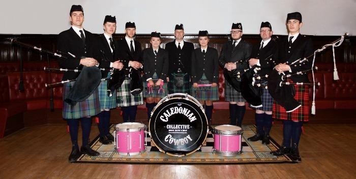 Caledonian Cowboy Collective : main Freak Music profile photo