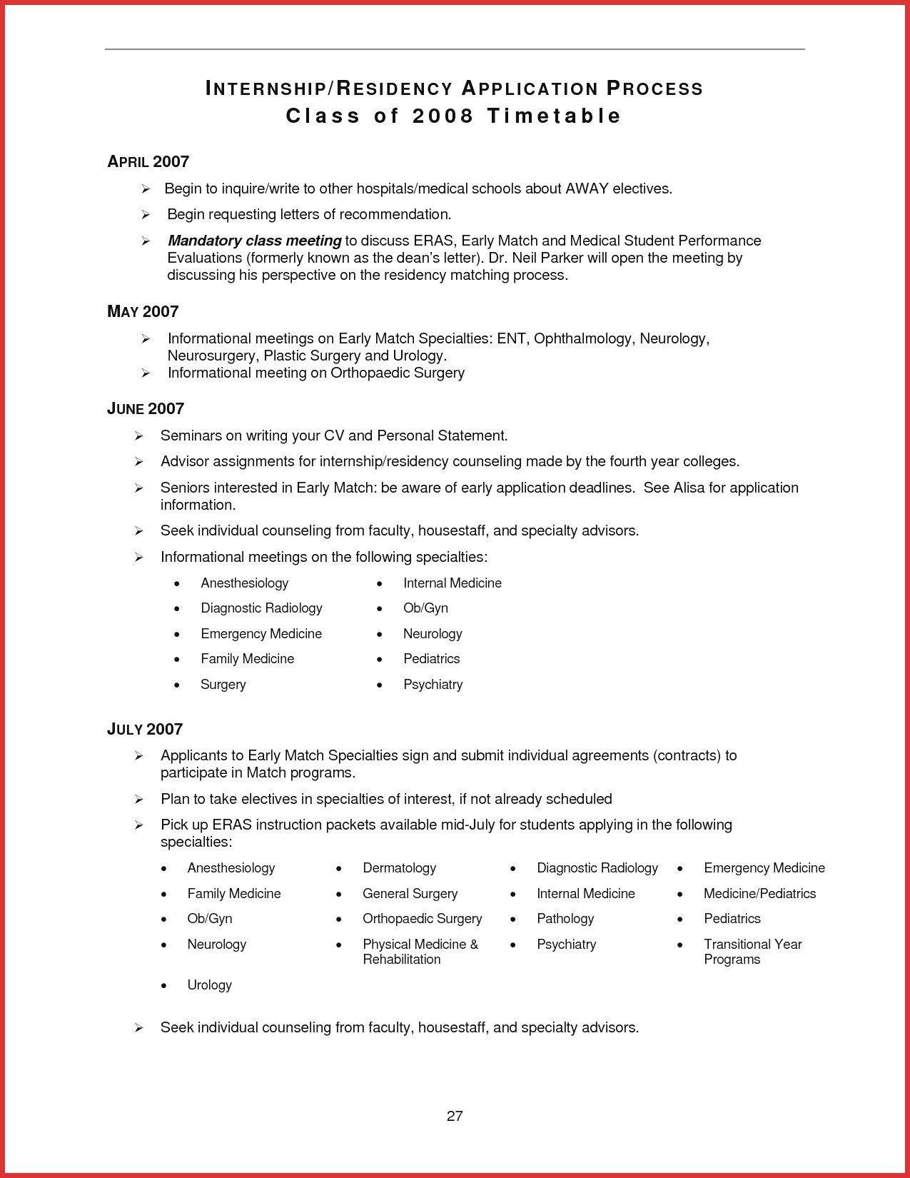 Pre Medical School Resume New Best Medical School Essay Math Resume Examples Technician Cv
