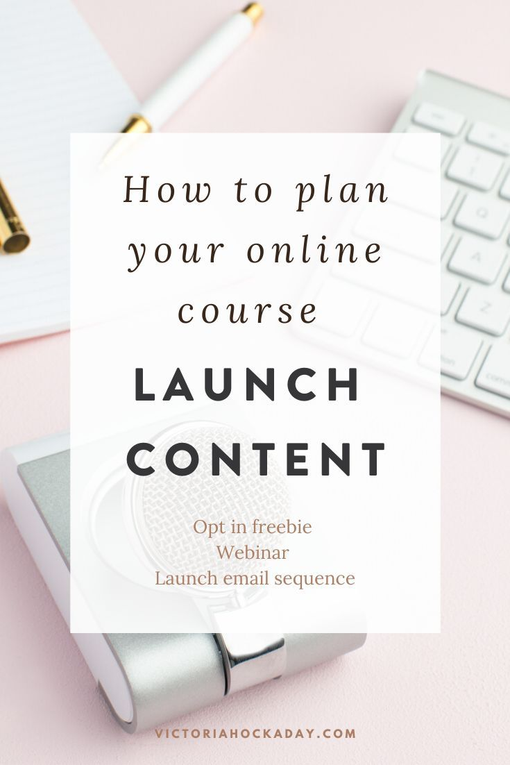 If you're thinking of doing an online course launch I recommend that you plan your online course launch 2 months in advance so you have time to plan and create your content. Jump onto this post to start planning your course launch content #productlaunch #onlinecoursetips #onlinecourse #launchplan #launchchecklist #launchstrategy