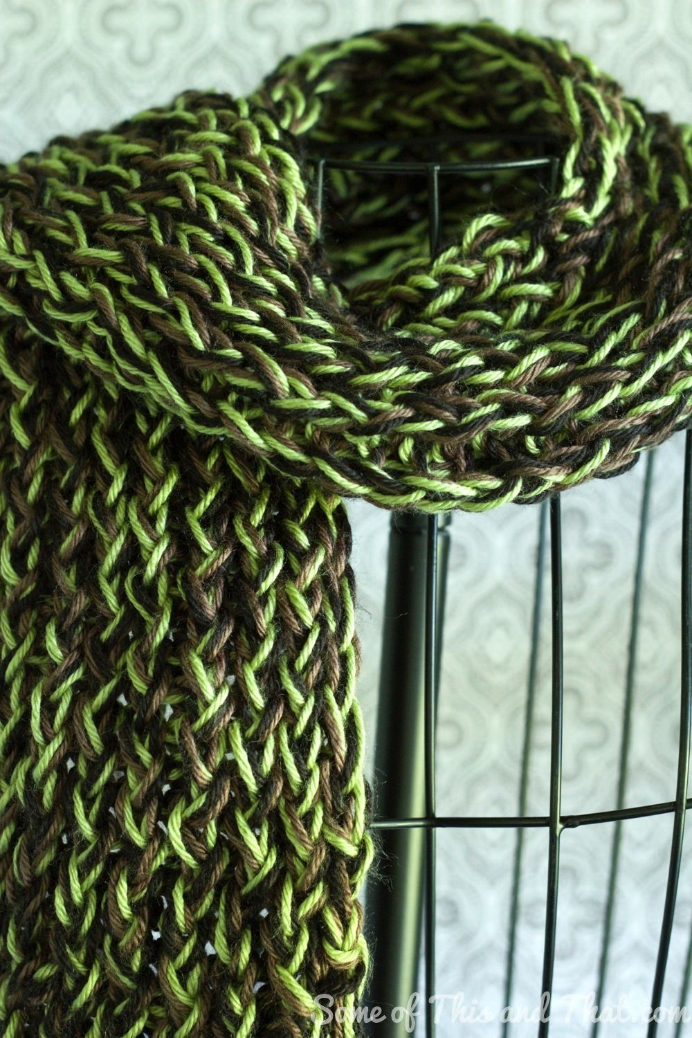 knit quick loom instructions