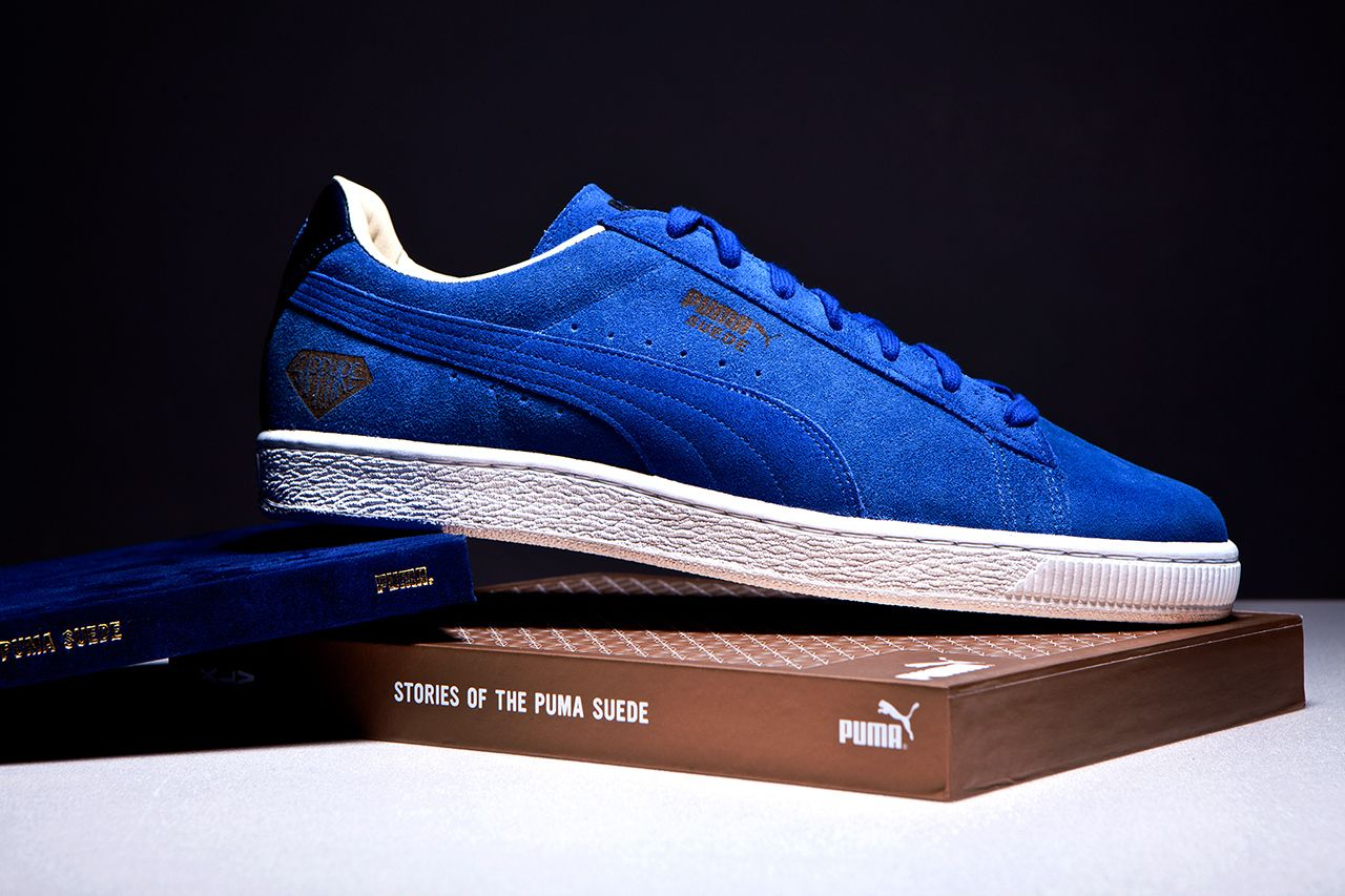 PUMA Presents XLV STORIES OF THE PUMA SUEDE' Limited Edition