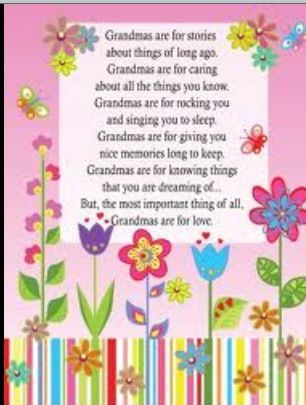 Grandchildrengranddaughtersgrandsons Grandma Quotes