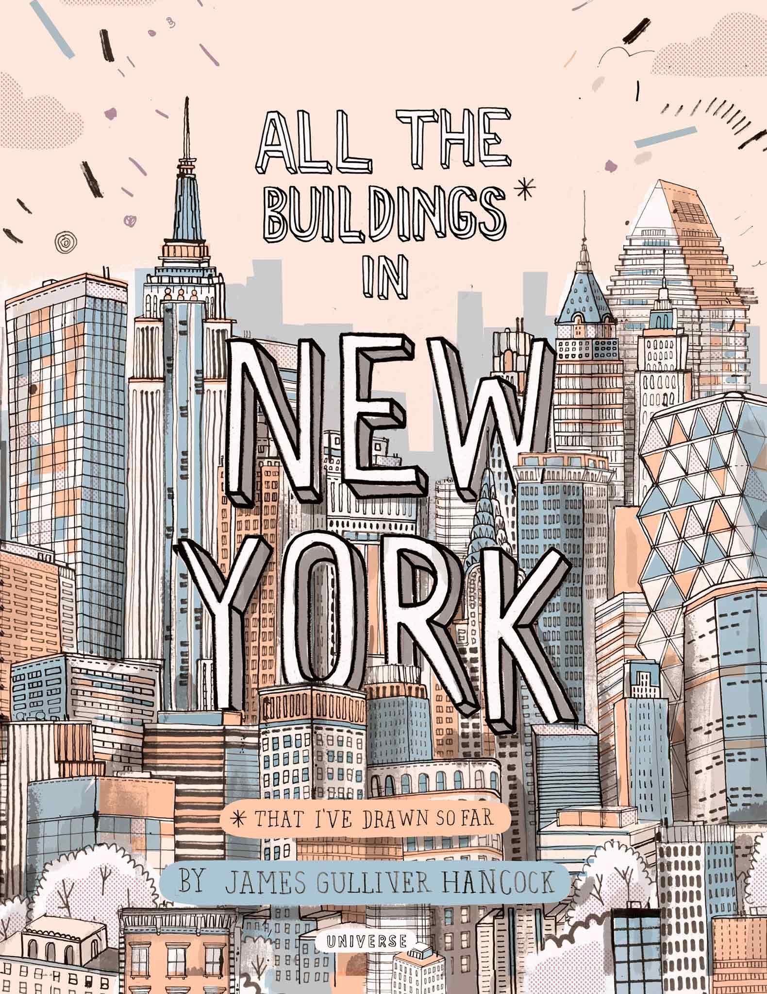 Todos Los Edificios De Nueva York Metalocus Dibujos De Edificios Ciudad Dibujo Libros De Arte