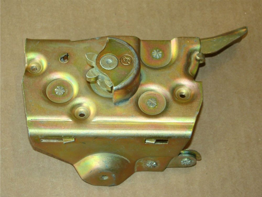 Details about 57 58 59 60 FORD TRUCK RIGHT DOOR HINGE ACCESS