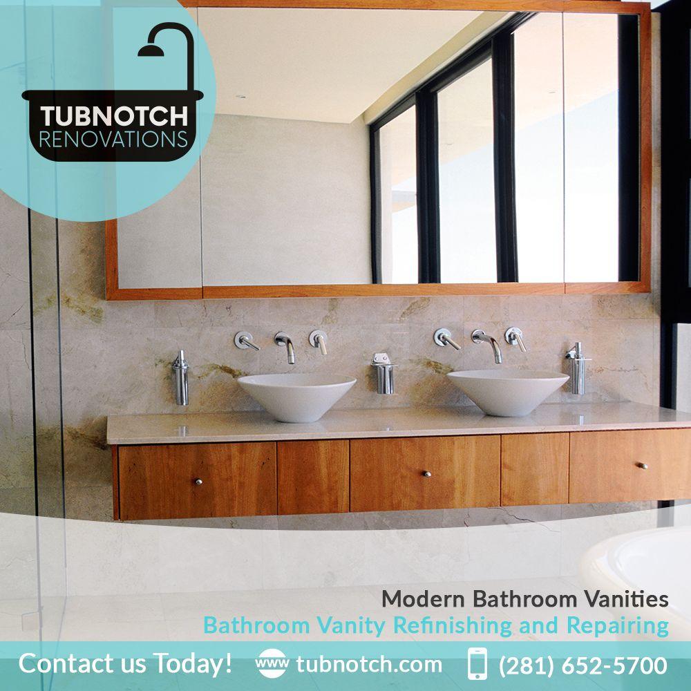 Modern Bathroom Vanities Vanity Refinishing And Repairing Read Full Article Here Https