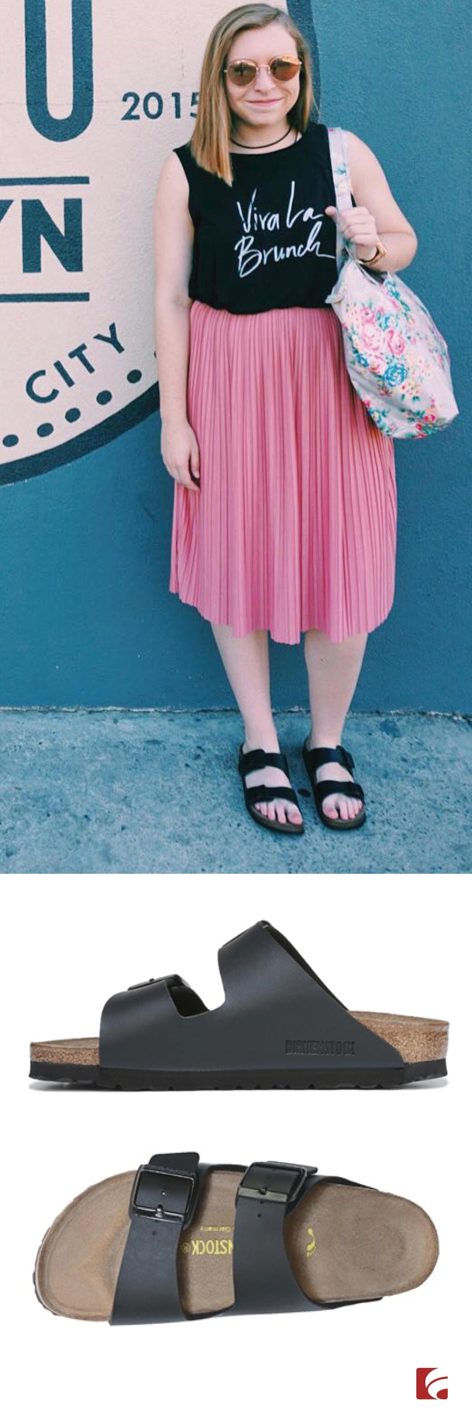 Women's Arizona Footbed Sandal