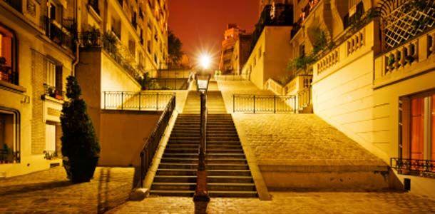 Onko Montmartre Pariisin Kallio?