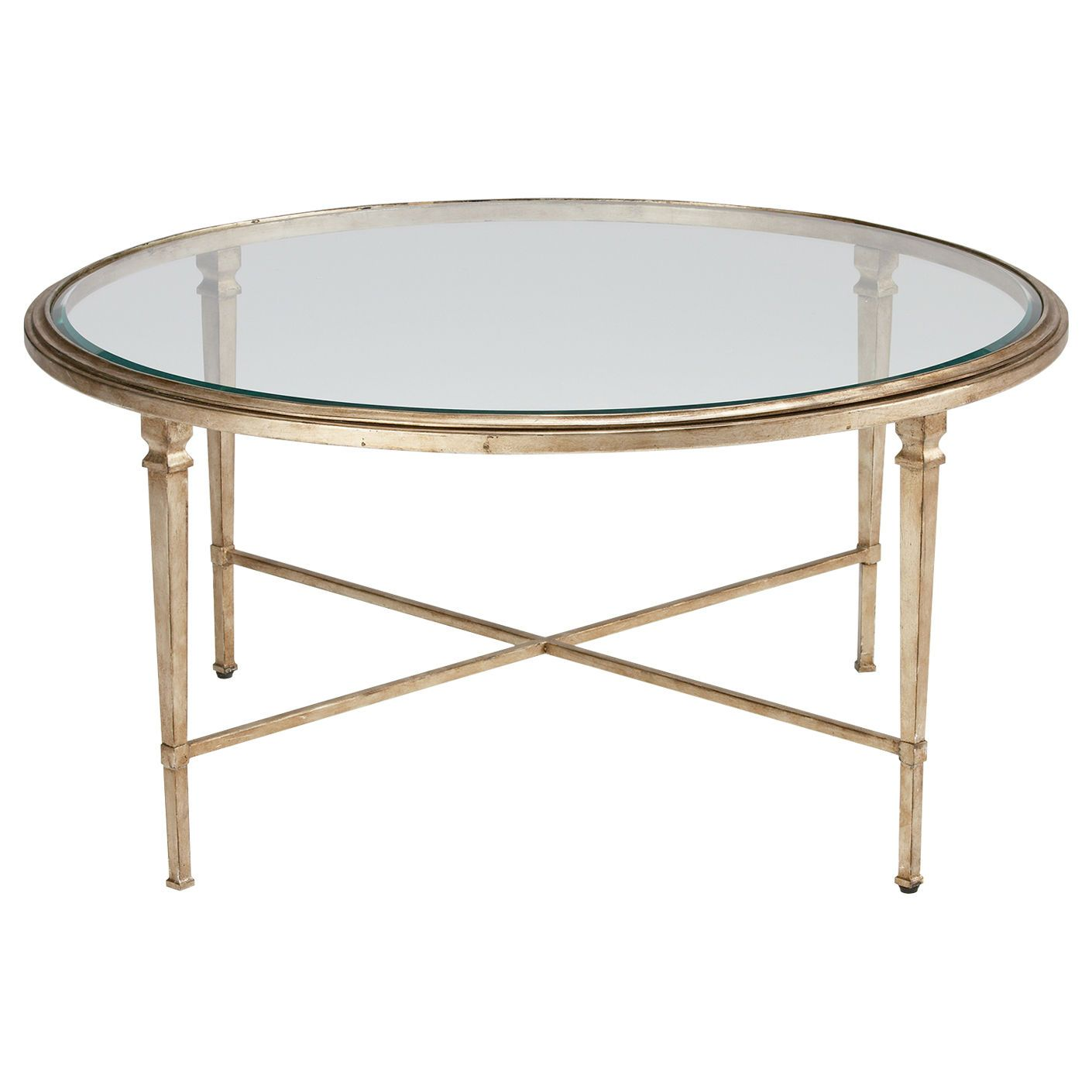 Heron Round Coffee Table Ethan Allen US House