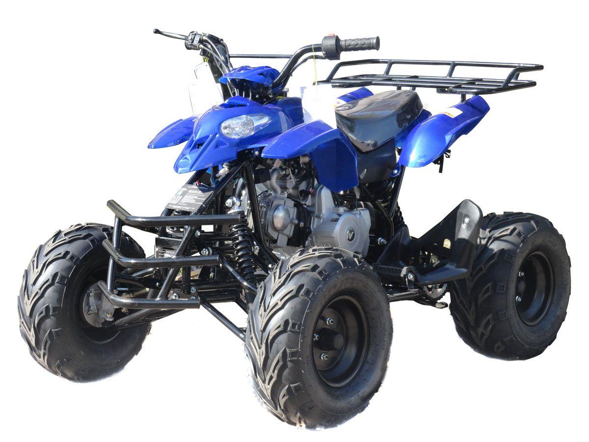 ATV005 125cc ATV Automatic Transmission with Reverse, Air