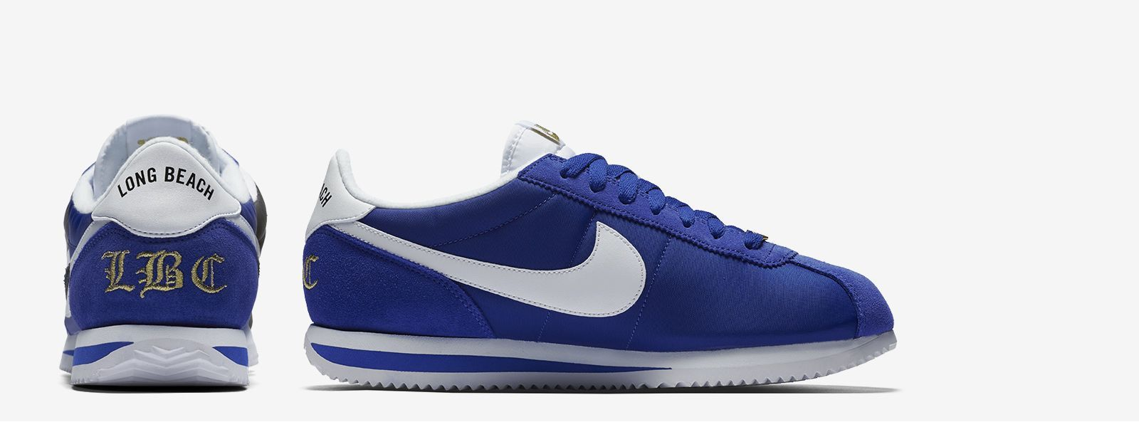 best website 2c641 4abff CORTEZ NYLON 'LONG BEACH' Inspired by LA, this limited ...