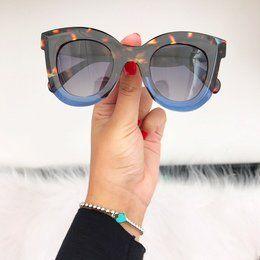 7e12e221d7865 Oculos Marta Onca Azul