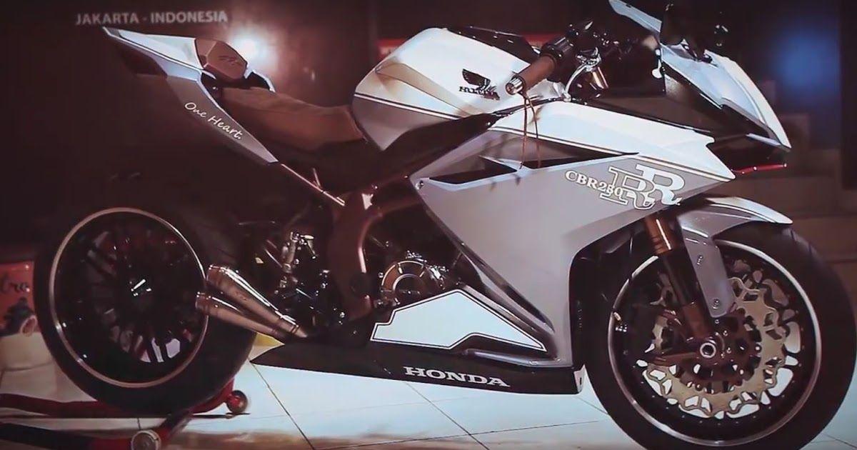 Gambar Motor Cbr 250 Modifikasi Gambar Modifikasi Motor Cbr 250 Kumpulan Modifikasi Motor Scoopy Download All New Honda Cbr 250 Di 2020 Motor Motor Sport Bugatti