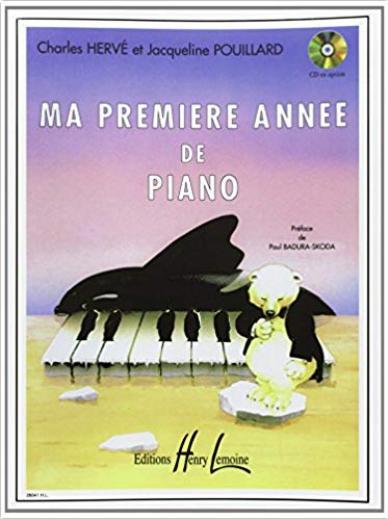Ma 1ere Annee De Piano Piano Telechargement Livre