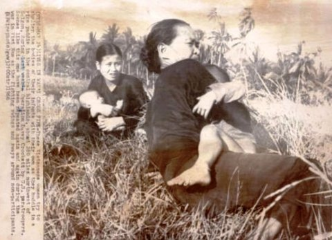 Vietnamese women in wartime - Press Photos - Femmes et guerres