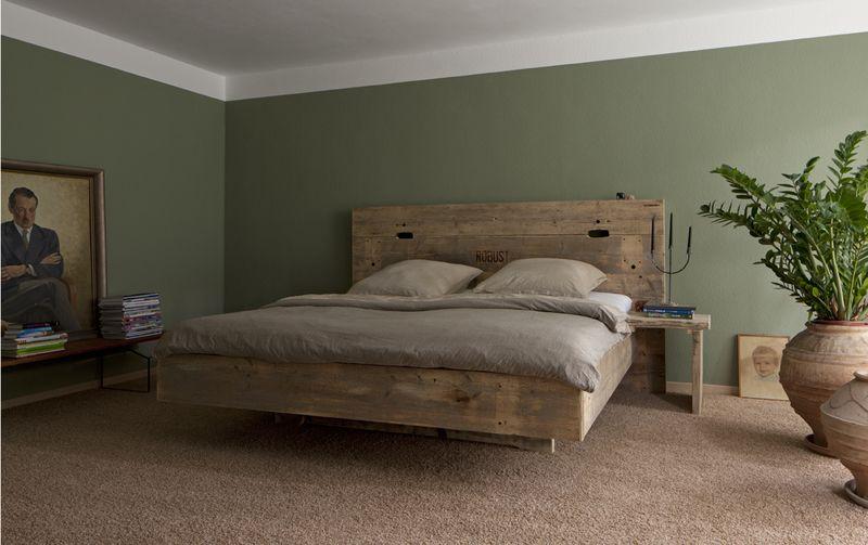 bauholz bett rustikal schwebend bauholz schweben und rustikal. Black Bedroom Furniture Sets. Home Design Ideas