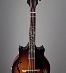 2004 Phoenix Guitars Deluxe - Mandolin Mandolin at Dream Guitars