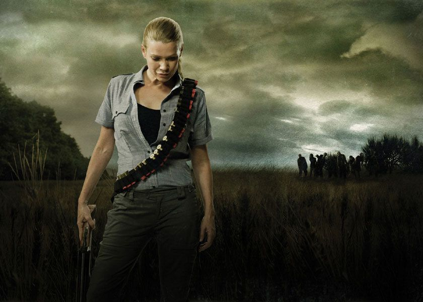 """Operation Underground Railroad is an organization that takes down child sex traffickers, and """"The Walking Dead"""" actress Laurie Holden is one of them."""