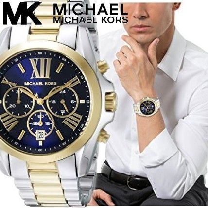 ac5aa84d2ae0 Michael Kors Bradshaw Two-Tone Watch MK5976 マイケル・コース 商品名:Michael Kors