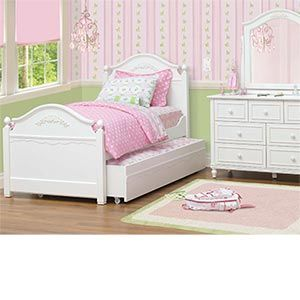 Abbey Twin Trundle Bed Trundle Bed Night Stand And Dresser