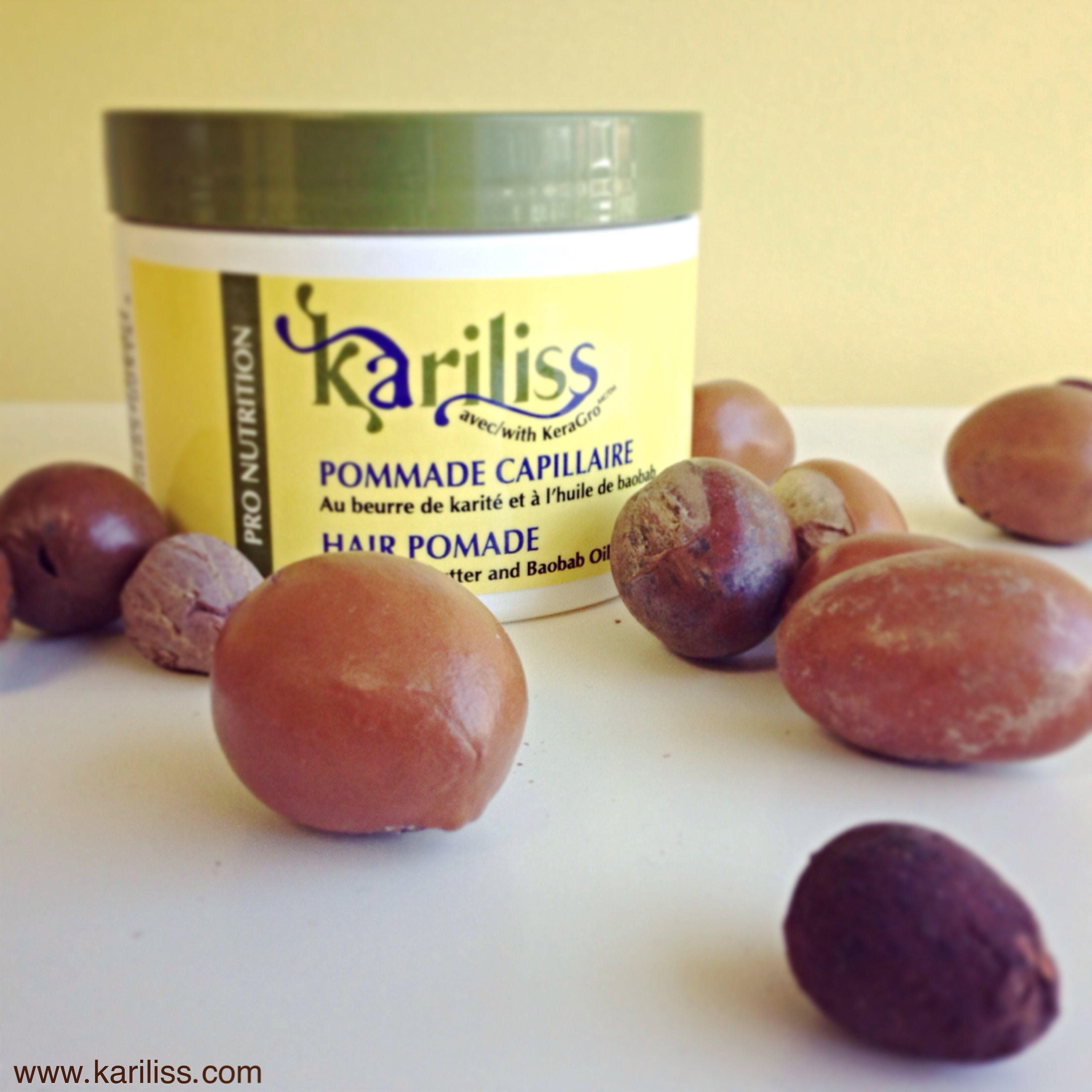 Le meilleur du beurre de KARITÉ et de l'huile BAOBAB pour