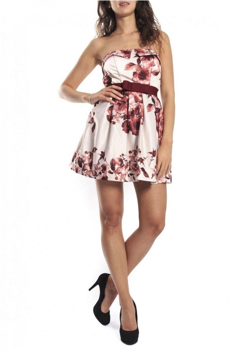 size 40 a2799 d98fc Rinascimento , Short Dress, Floral ART CFC0070054003 ...