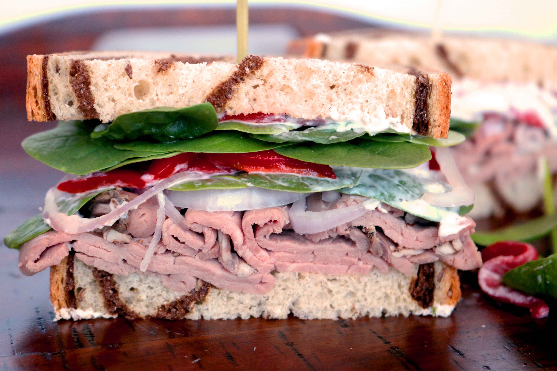 Best Roast Beef Sandwich Recipe