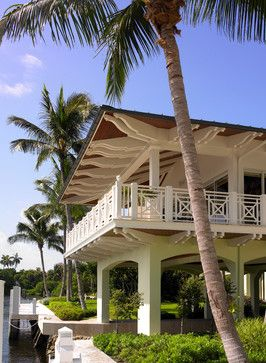 Tropical Exterior Photos Design Pictures Remodel Decor And