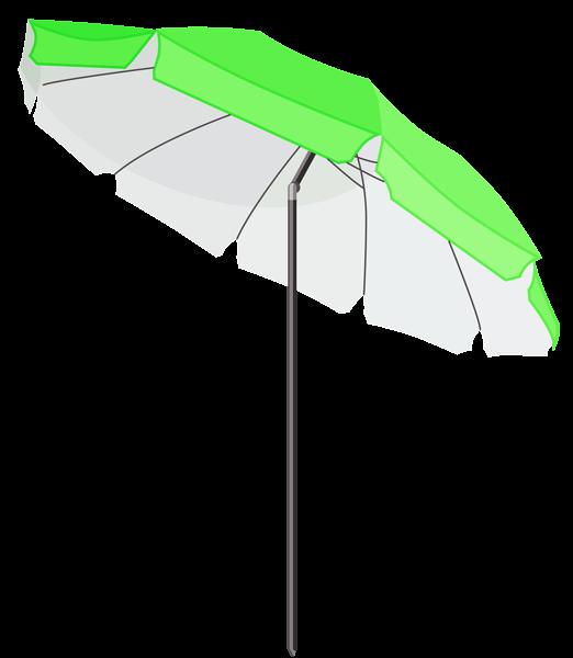 Green Beach Umbrella Png Clipart Beach Umbrella Green Beach Clip Art
