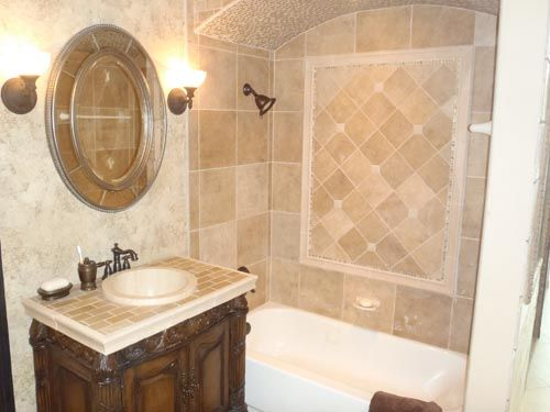 Bathroom remodeling houston maverick remodeling for Bathroom designs without tub