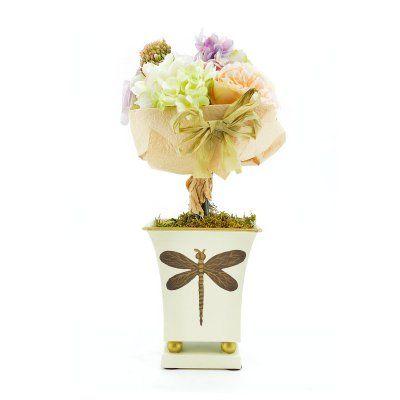 Creative Displays & Designs Spring / Summer Floral Silk Flower Arrangement - CDFL3761