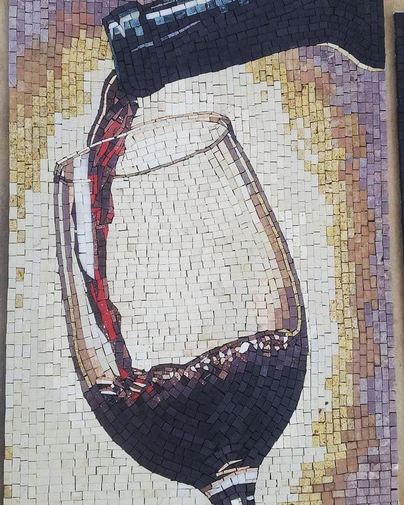 Pin by Elena Egorova on Mosaic icons | Mosaic art, Art, Mosaic