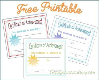 2016 2017 homeschool award certificates certificate homeschool 2016 2017 homeschool award certificates yadclub Choice Image