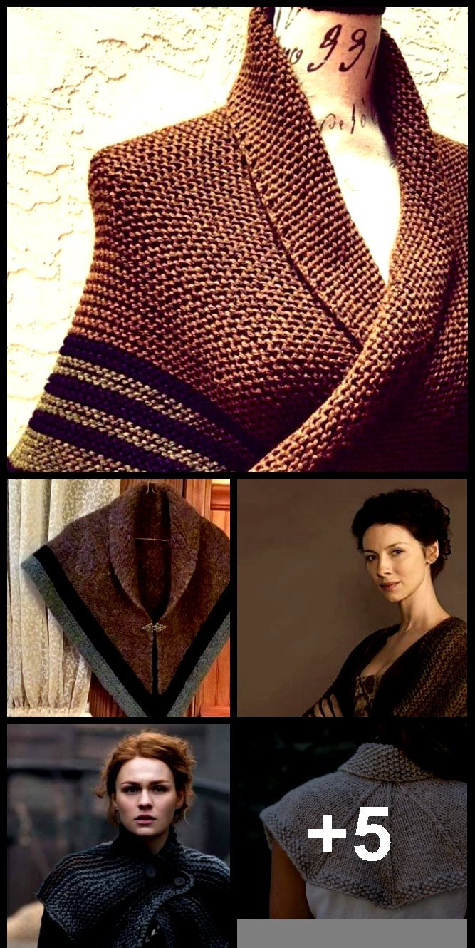 Claires Carolina Shawl PDF Knitting Pattern Striped Triangle Shawl Outlander S4 Drums of  Claires Carolina Shawl PDF Knitting Pattern Striped Triangle Shawl Outlander S4...