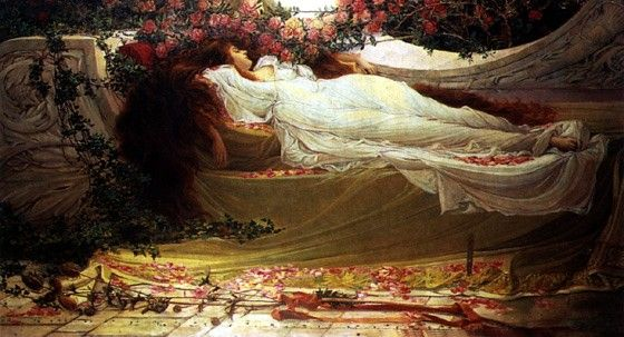 Famous Classicism Art Google Search Sleeping Beauty Illustration The Sleeping Beauty Sleeping Beauty
