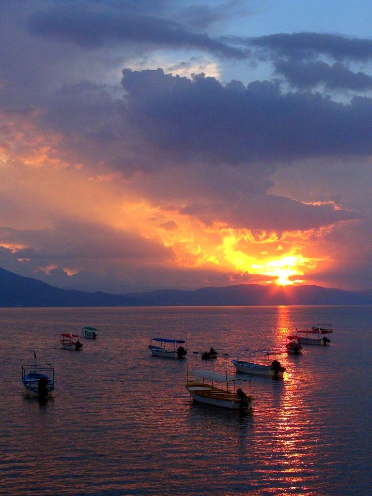 Un coucher de soleil au #Mexique I #TourDuMonde I