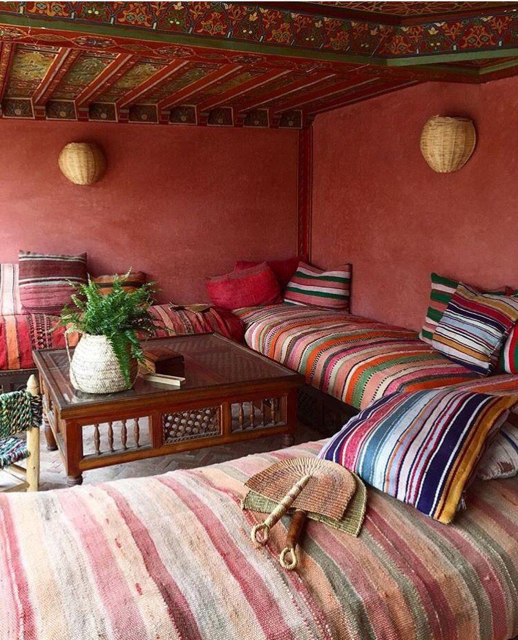 Riad Jardin secret, Marrakech | Moroccan: Inspiration | Salon ...