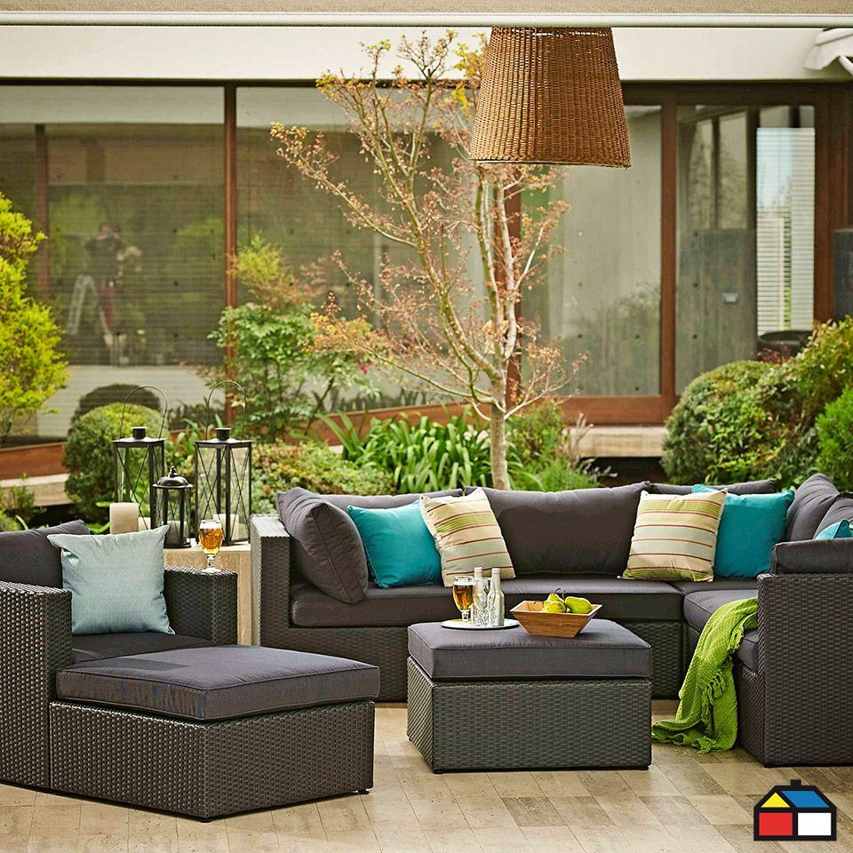 Sodimac Com Mi Terraza Perfecta Outdoor Decor Outdoor Furniture Sets Y Outdoor Furniture