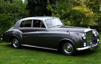 1962 Bentley SII Exactly The Car I Owned In The 70s Even Same - Bentley Mk Vi Wiring Diagram