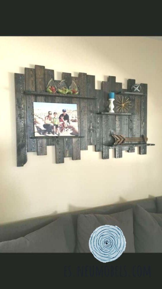 ¿Cómo decorar paletas de madera con 15 ideas diferentes? | Estetikev -