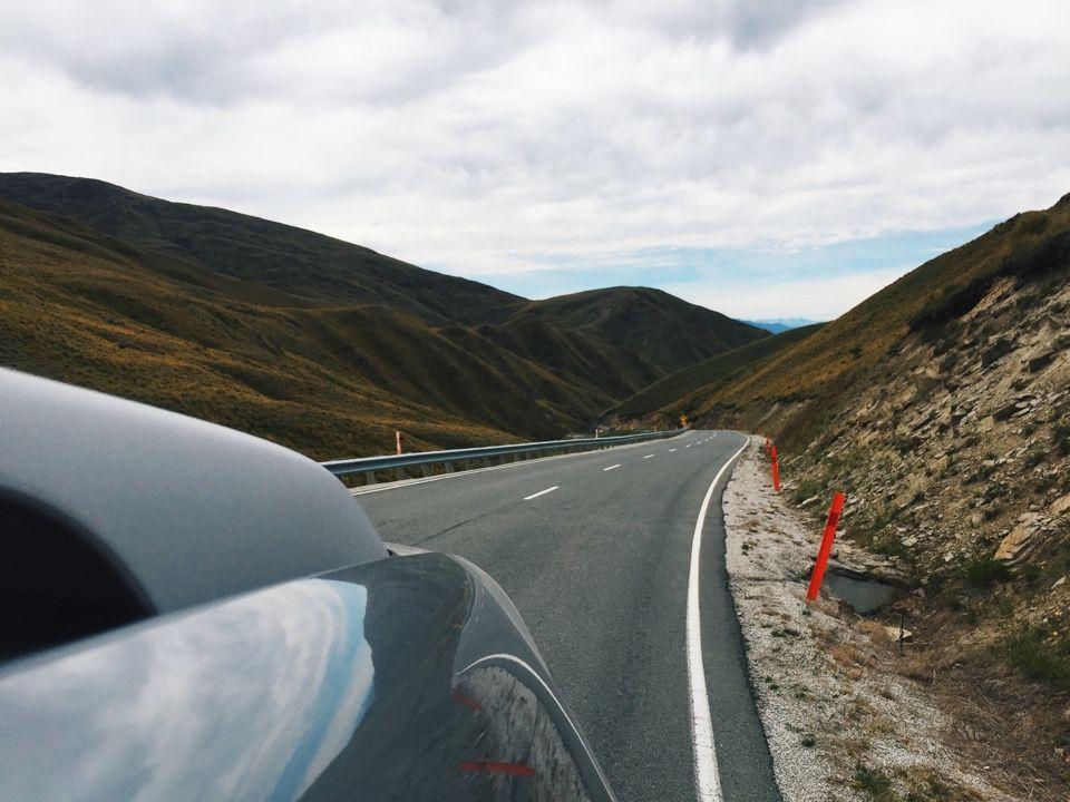 Аренда машины в Новой Зеландии