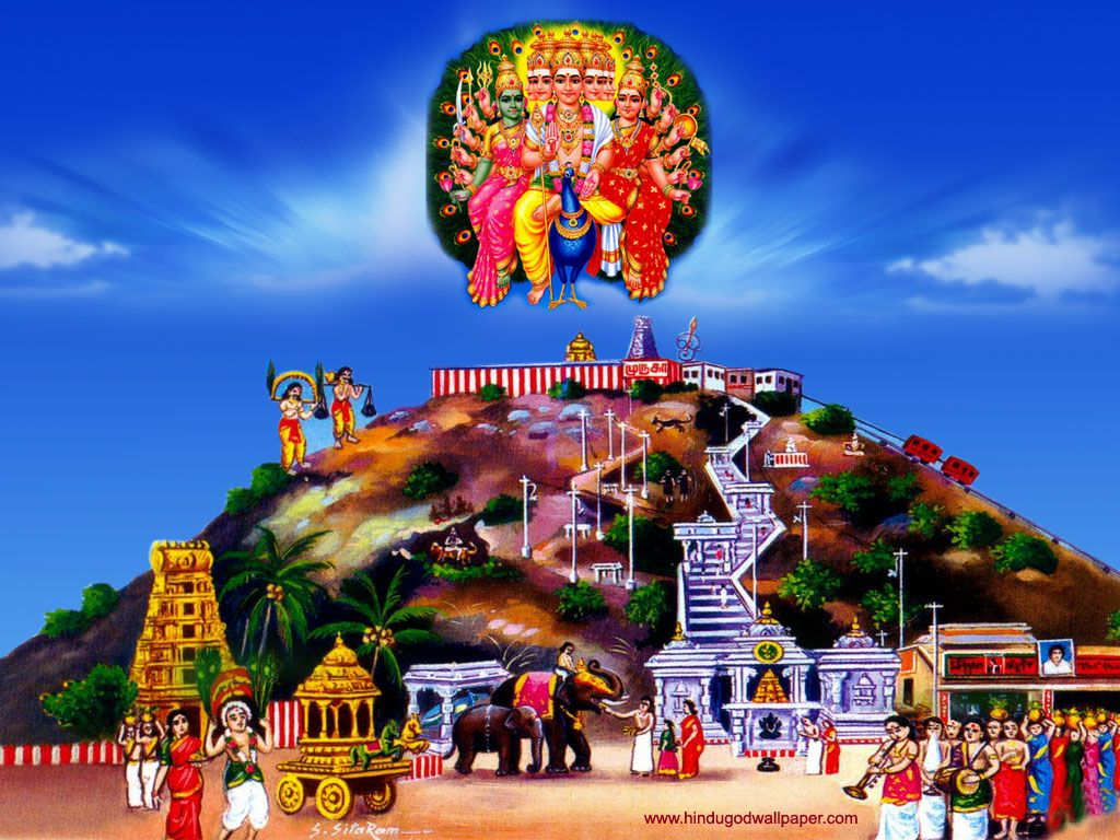 Beautiful God Murugan Image for free download