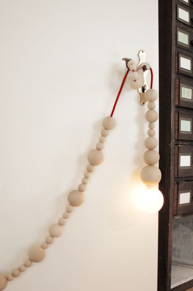 Wandlampe Bodenlampe Tischlampe Hängelampe Deck... - LaserCats - Wall Lights - Lighting - DaWanda