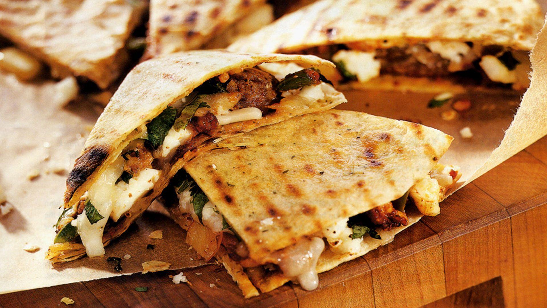 Delicious quesadillas mexican food recipes tex mex