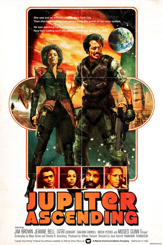 Retro Movie Posters With Retro Casts Look Better Than the Modern ...