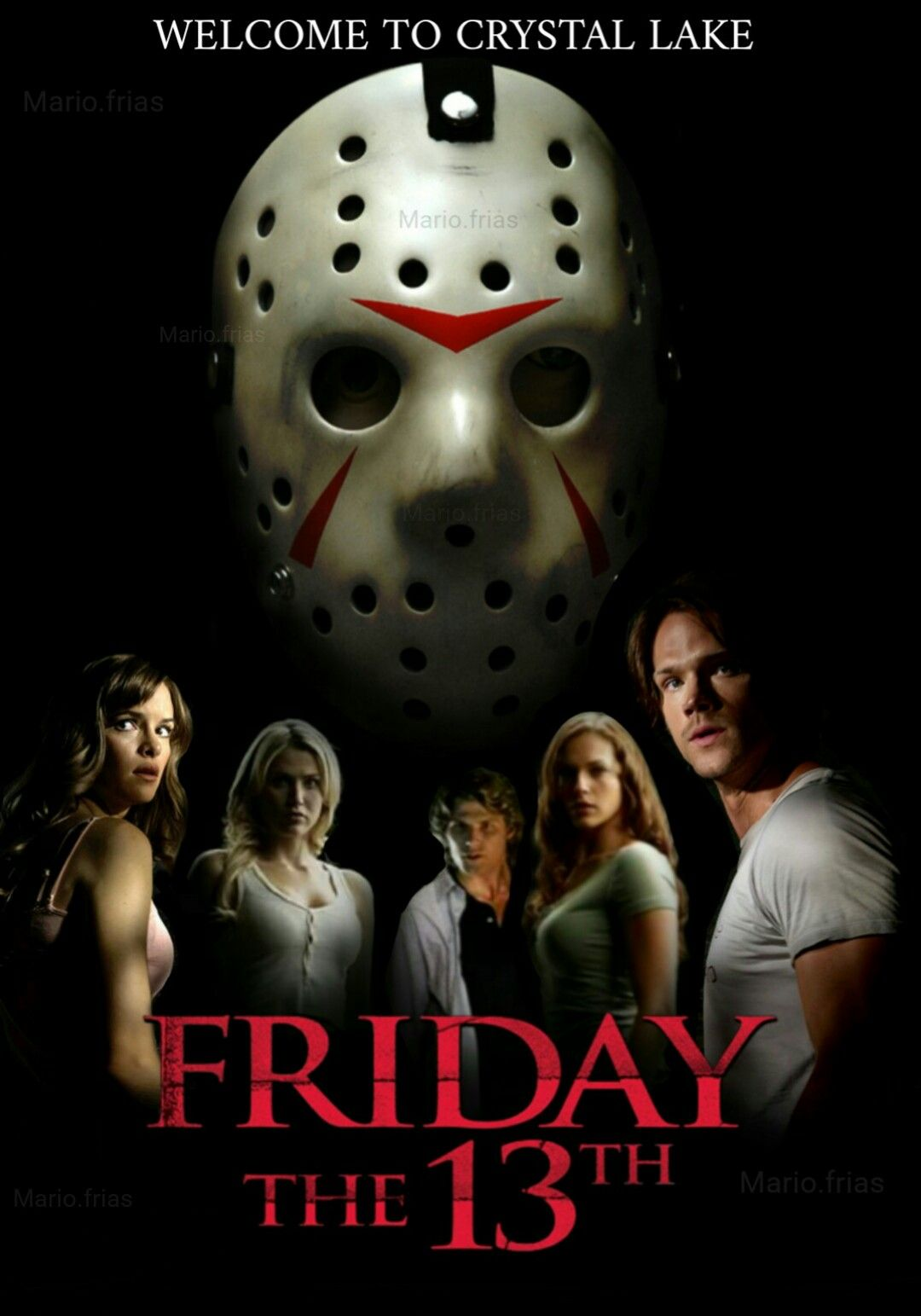 Friday the 13th Horror Movie Slasher Remake Fan Made Edit