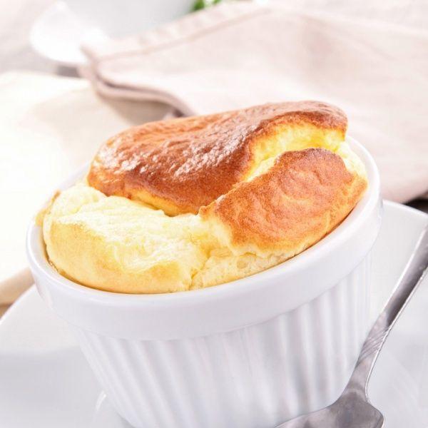 Veja esta de Receita de Soufflé de Doce de Leite. Esta e outras deliciosas receitas no site de nestlé Cozinhar.