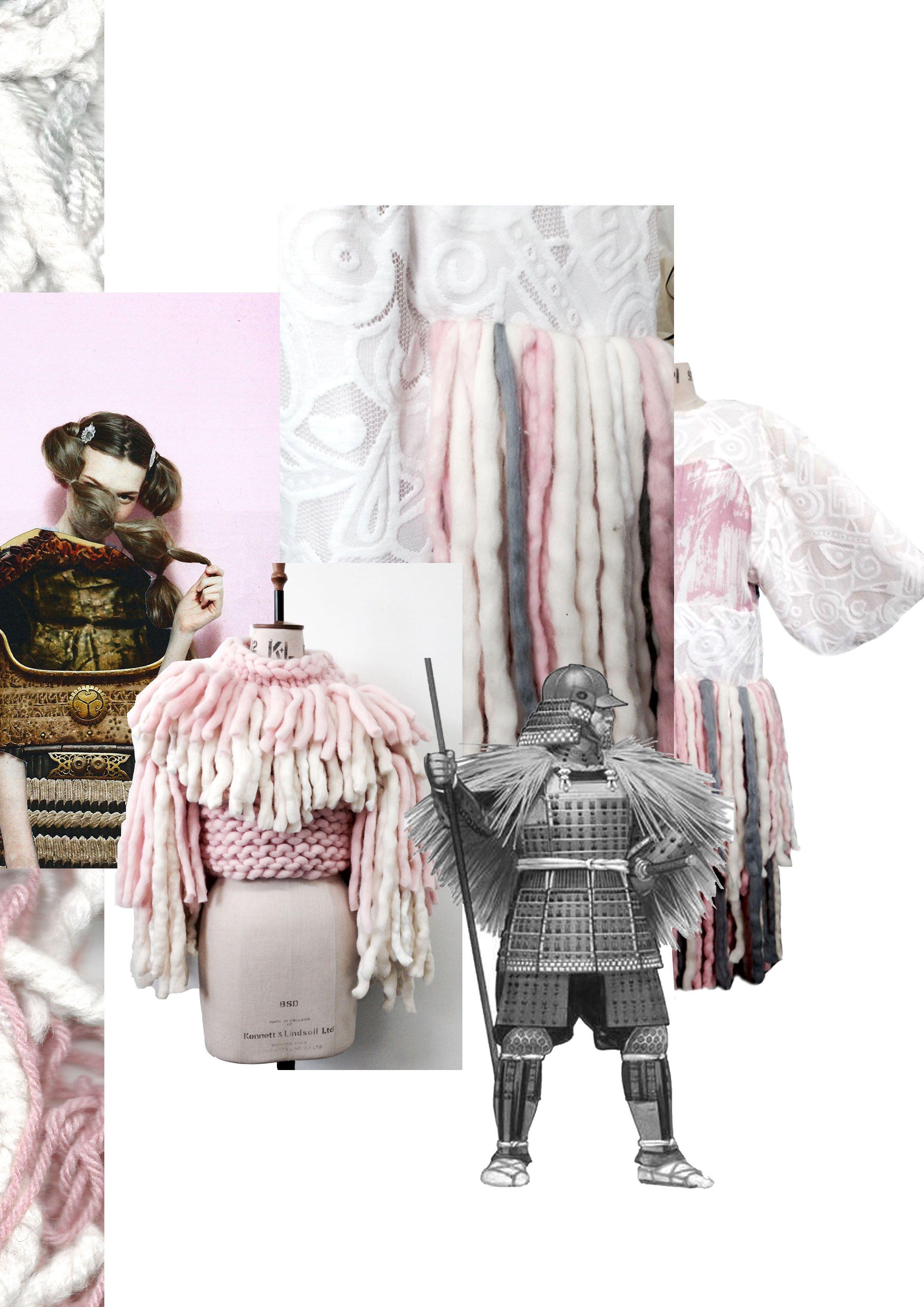 Arts Thread Fashion Design Portfolio Fashion Portfolio Fashion Sketchbook