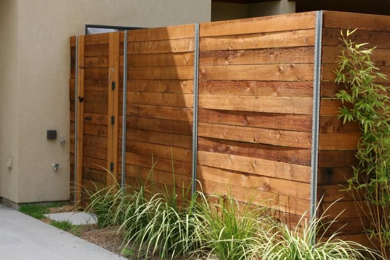 Global Fence And Gate Quality And Craftsmanship Never Go Out Of Backyard Fences Fence Decor Modern Fence